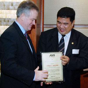 ASIS International-Philippine Chapter Officers installed