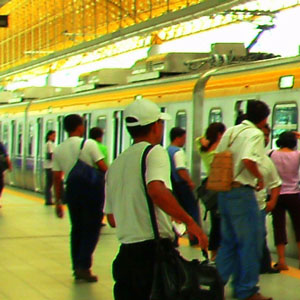 MRT + Malls = Heavy Pedestrian Traffic:  How Do You Keep Everyone Safe
