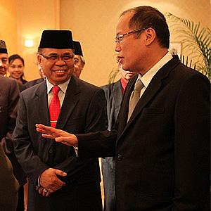 Gov't-MILF Peace Talks: New Milestone for PH