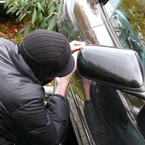 DoJ Bares Car Theft Modus Operandi