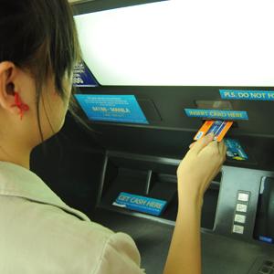 ATM: Reverse PIN