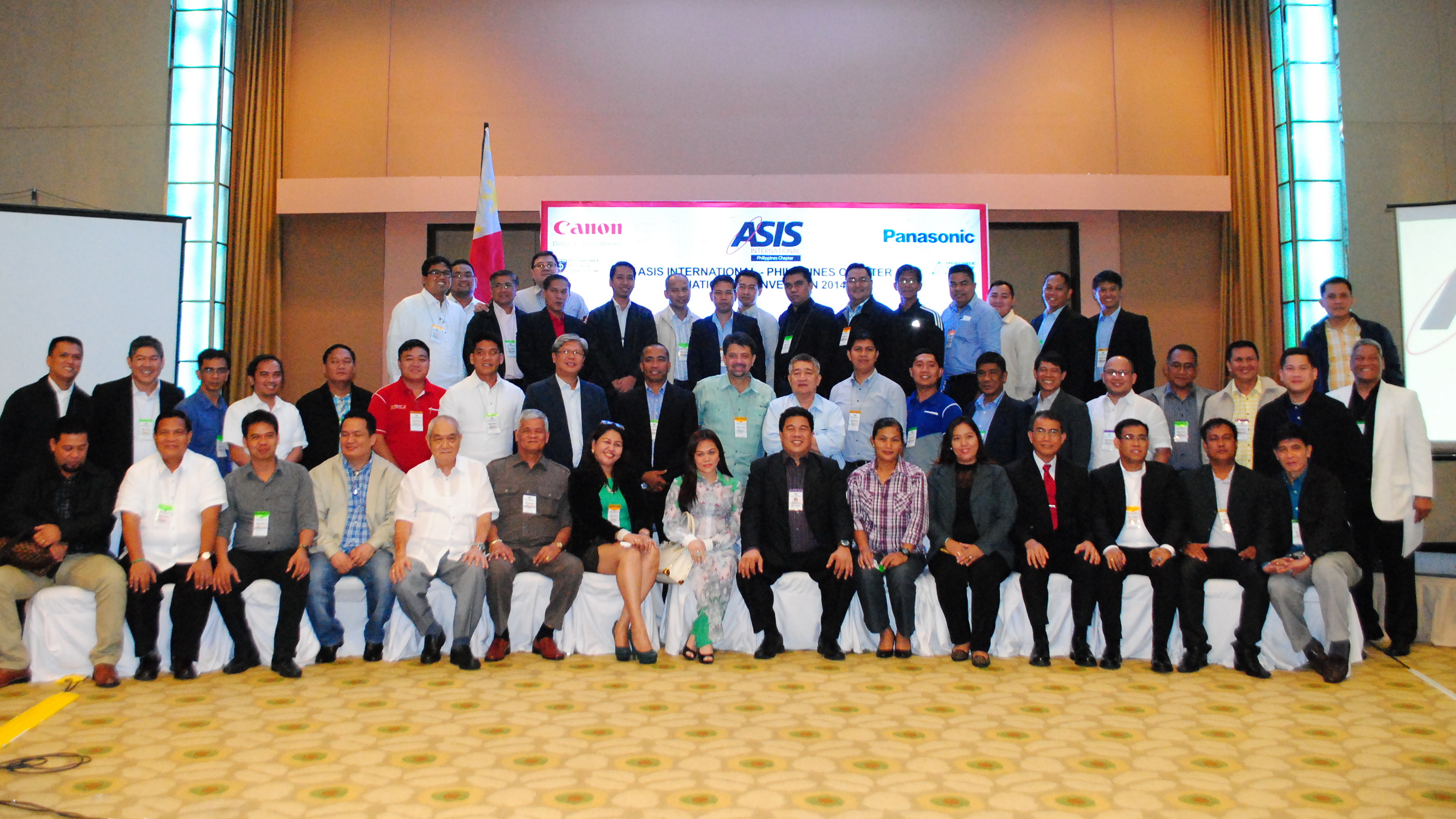 ASIS International Philippines Chapter Holds 2014 National Convention