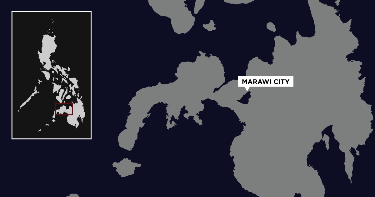 Presidential Security Group ambushed in Marawi