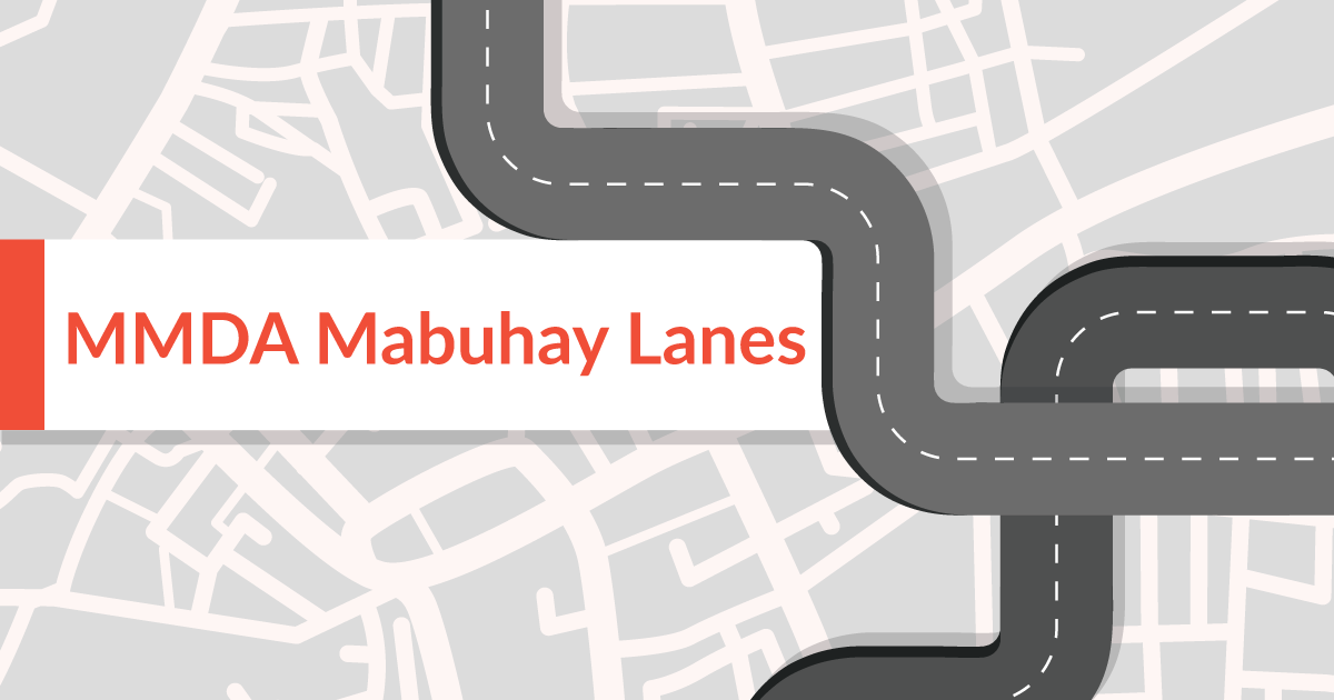 The Proto-Waze: MMDA Mabuhay Lanes