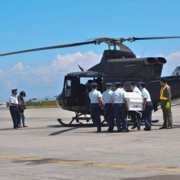 Helicopter Crash in Tanay Leaves 3 dead, 1 injured