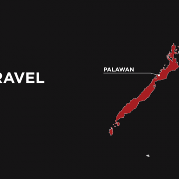 US Embassy raises travel warning over Palawan