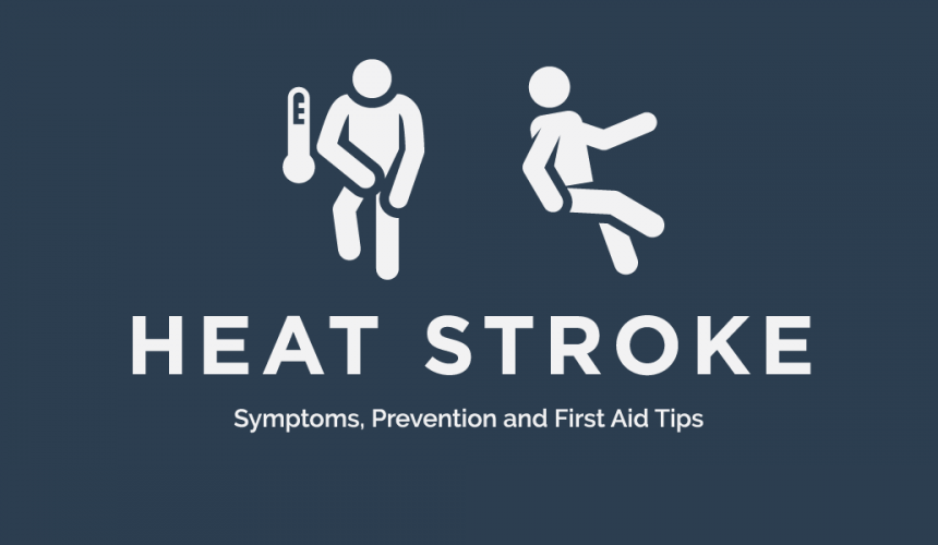 Protect yourself from heat strokes