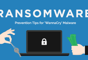 Protect yourself from WannaCry malware
